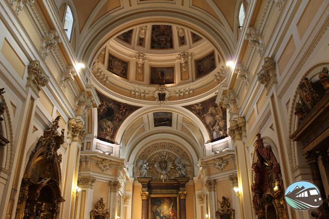 Iglesia Arzobispal Castrense – Madrid