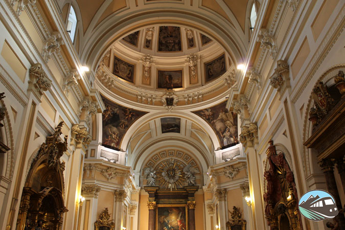 Iglesia Arzobispal Castrense - Madrid