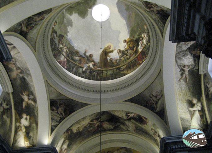 Ermita de San Antonio de la Florida - Madrid