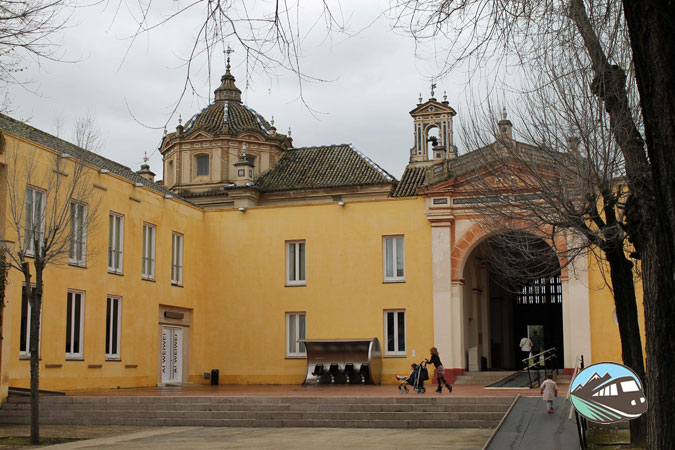 Monasterio de la Cartuja en Sevilla
