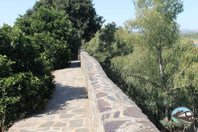 Muralla de Granadilla