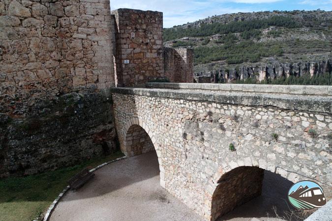 Restos del Castillo de Cuenca
