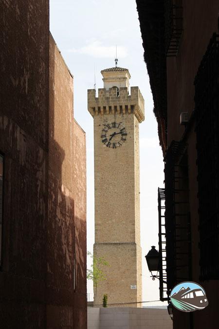 Torre de Mangana – Cuenca
