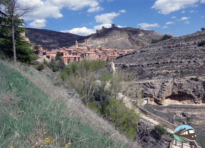 Sendero Fluvial - Albarracín