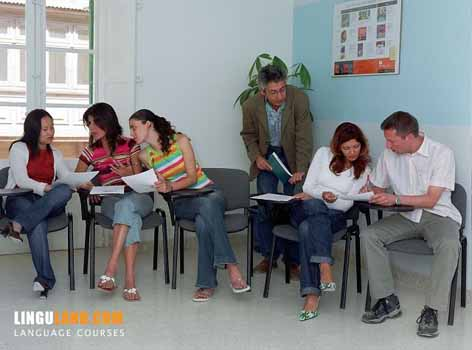 Curso de idiomas en Malta