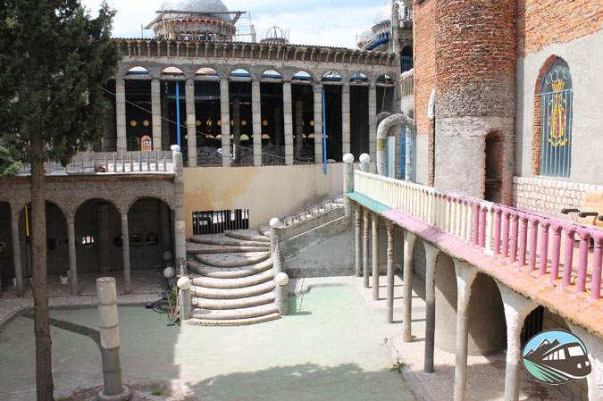 Patio de la Catedral de Justo