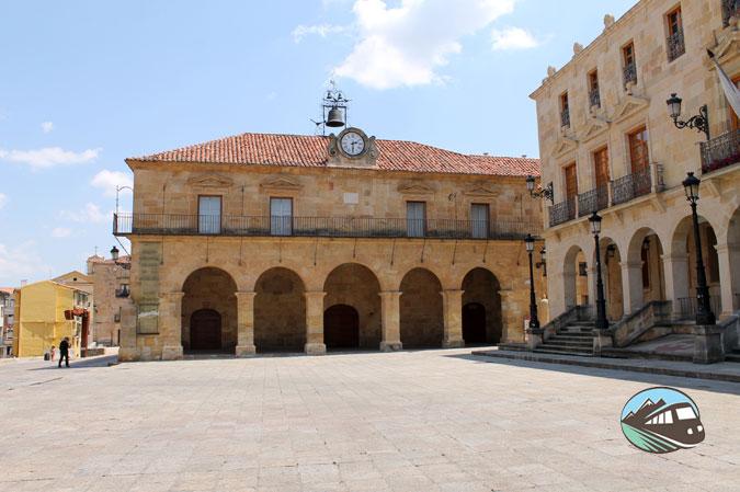 Plaza Mayor de Soria