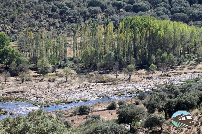 Senda de los Tres ríos