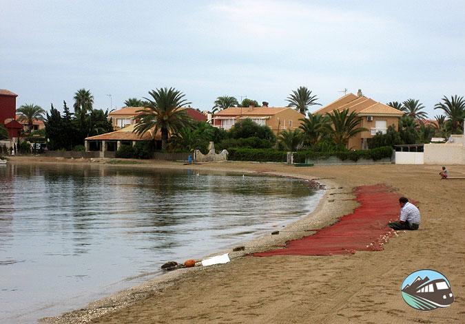 Playas de La Manga
