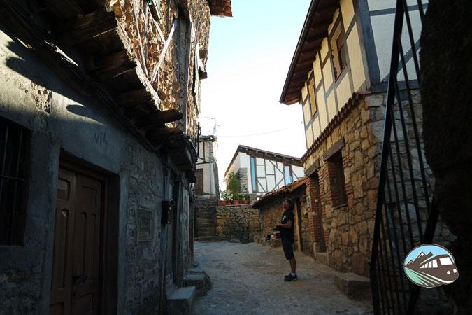 Calles de Miranda de Castañar