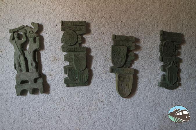 Escudos Virgen de la Peña