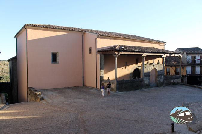 Iglesia de Miranda de Castañar
