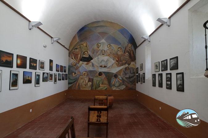 Iglesia de la Virgen de la Peña de Francia