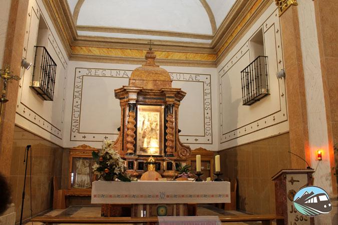 Ermitorio de la Virgen de la Ermitana - Peñíscola
