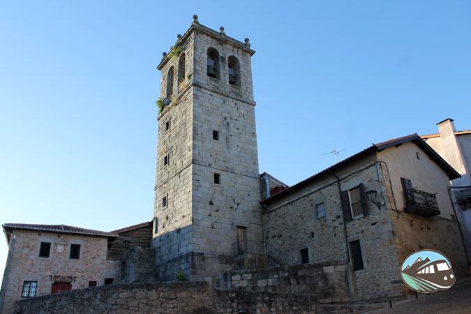 Torre de Miranda de Castañar