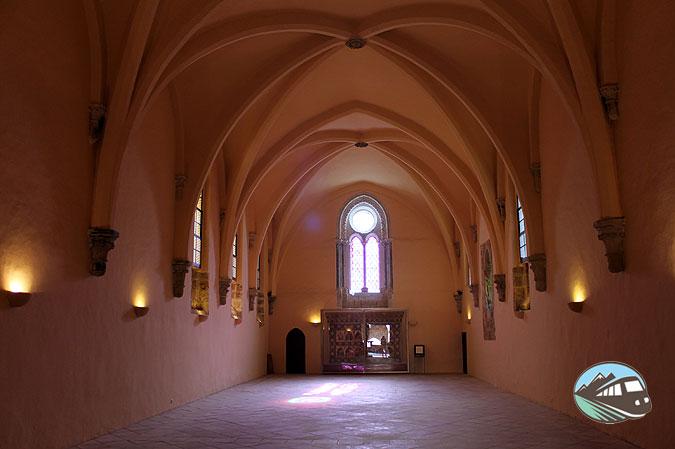 Refectorio – Monasterio de Piedra