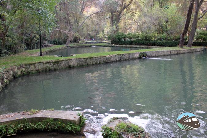 Pesqueras - Parque del Monasterio de Piedra