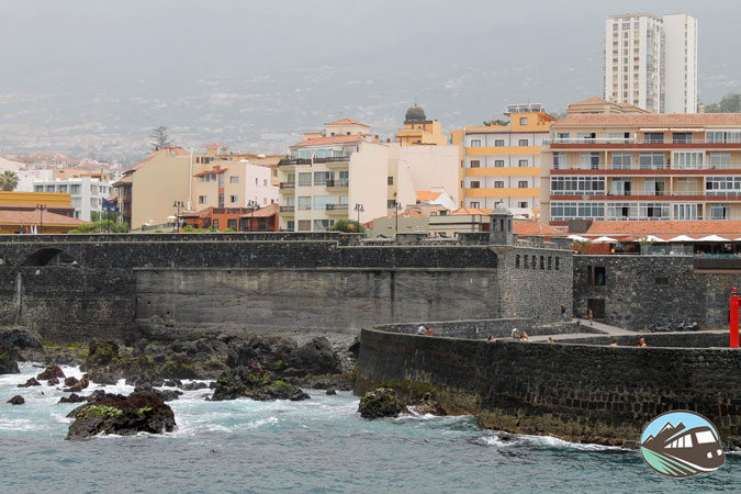 Castillo San Felipe - Puerto de la Cruz