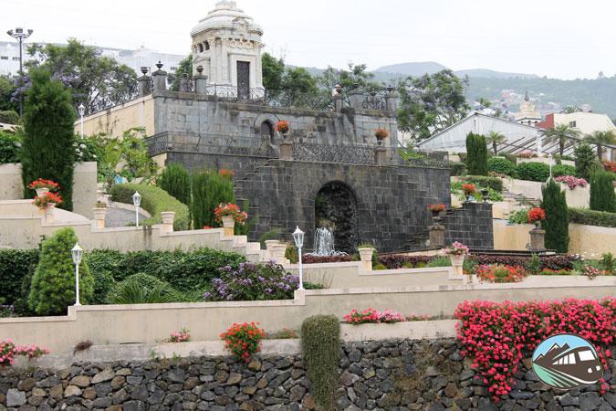 Jardines de la Victoria - La Orotava