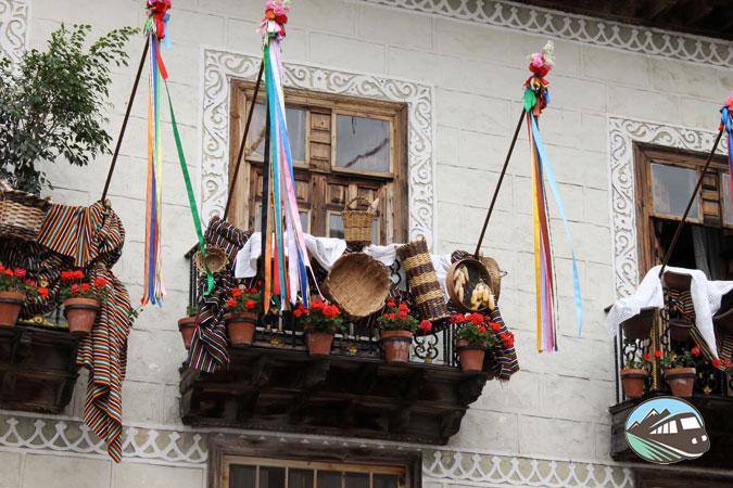 Casa de los balcones - La Orotava