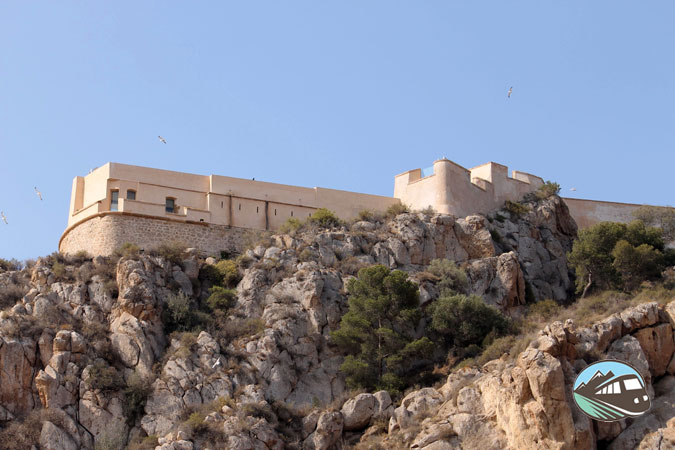 Castillo de San Juan de la Águilas
