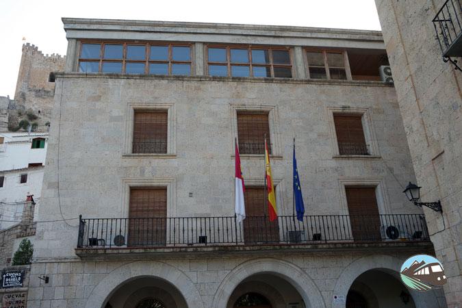 Ayuntamiento de Alcalá del Júcar