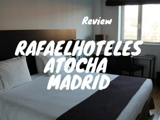 Rafaelhoteles Atocha
