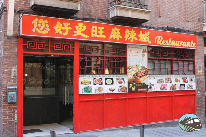 Restaurante Nihao – Madrid