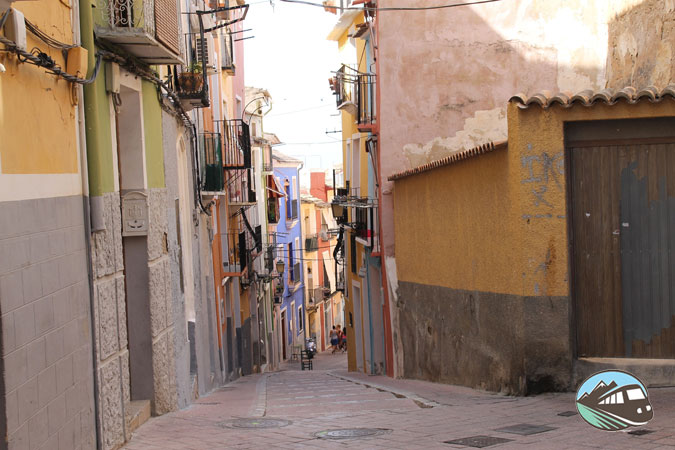 Calles de Villajoyosa