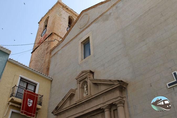 Iglesia de la Asunción - Villajoyosa