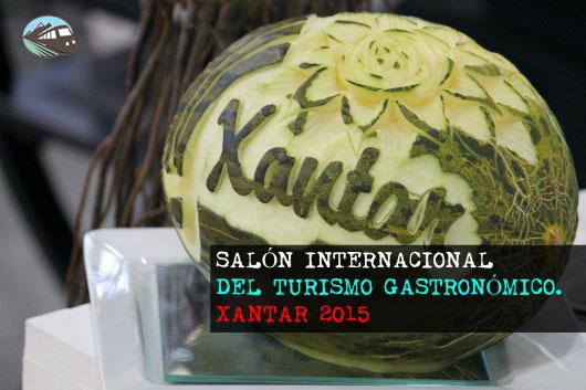 Salón Internacional Turismo Gastronómico Xantar