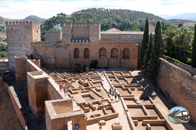 La Alcazaba – La Alhambra