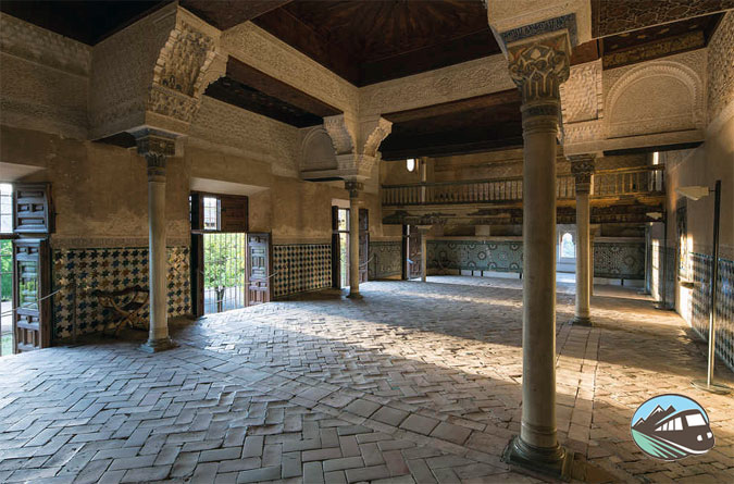 El Mexuar - La Alhambra