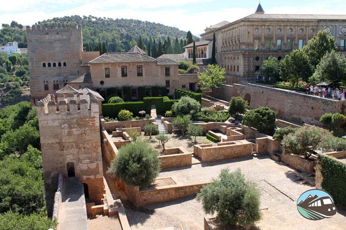 La Alcazaba - La Alhambra