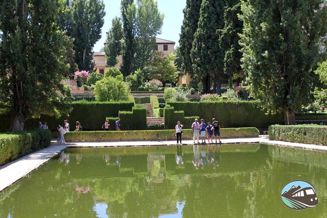 Palacio del Partal - La Alhambra