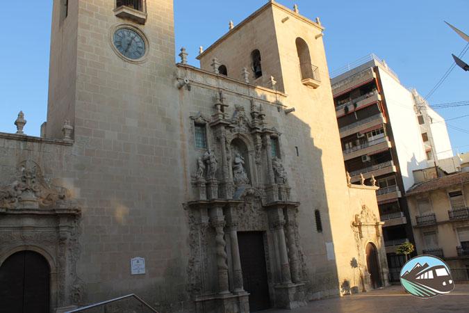 Basílica de Santa María - Alicante