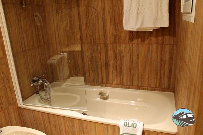 Hotel Olid Valladolid – Baños