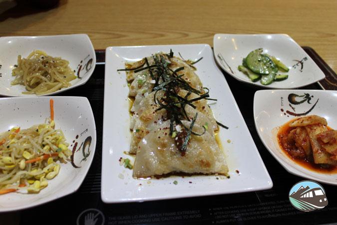 Mandu Gyozi -Restaurante Maru
