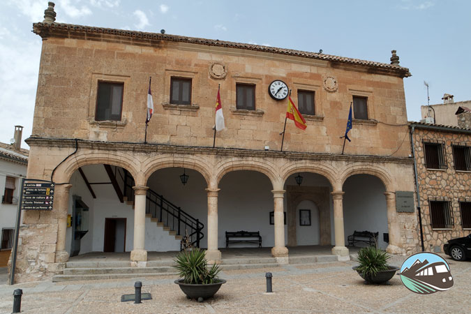Plaza del Infante Don Juan Manuel - Alarcón