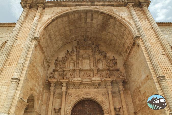 Iglesia Santa María – Alarcón