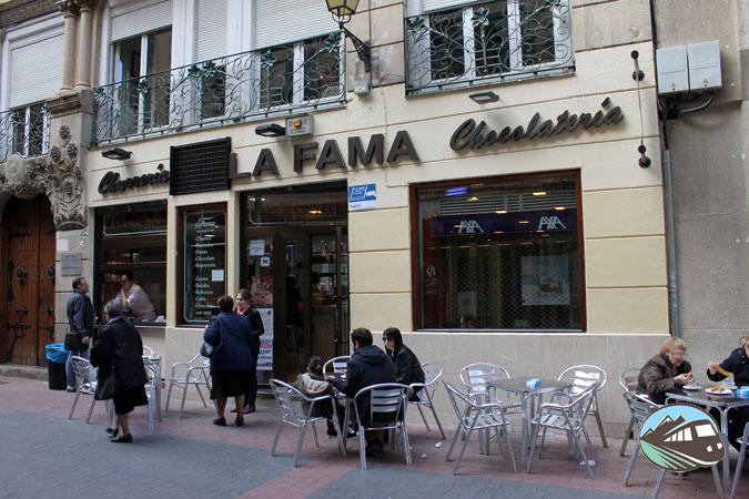 Churrería La Fama - Zaragoza