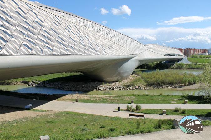 Pabellón puente - Zaragoza