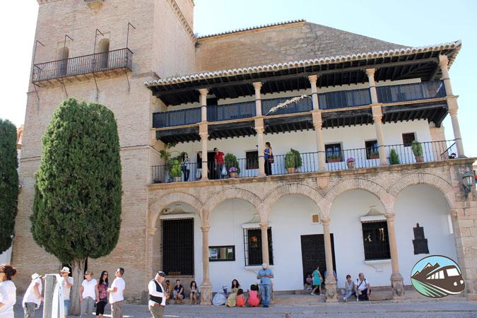 Iglesia de Santa María la Mayor – Ronda