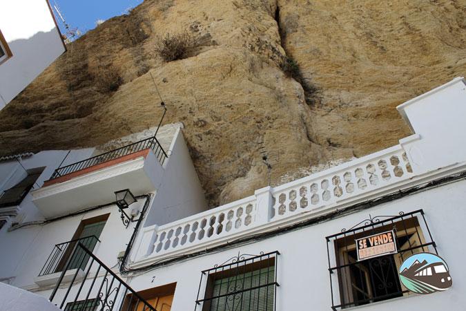 Calle-Cuevas – Setenil de las Bodegas