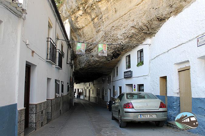 Calle Cuevas de la Sombra - Setenil de las Bodegas