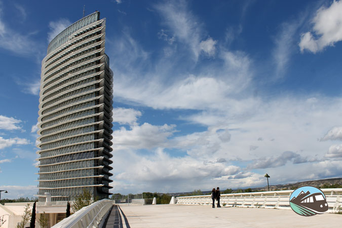 Torre del Agua - Zaragoza