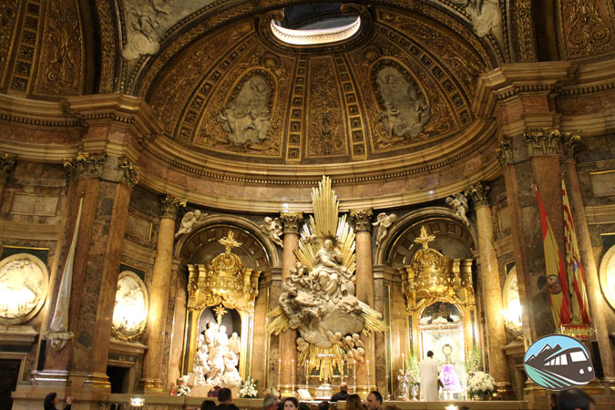 La Virgen del Pilar - Zaragoza