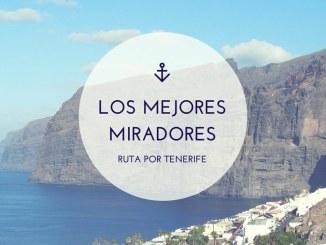 Miradores de Tenerife