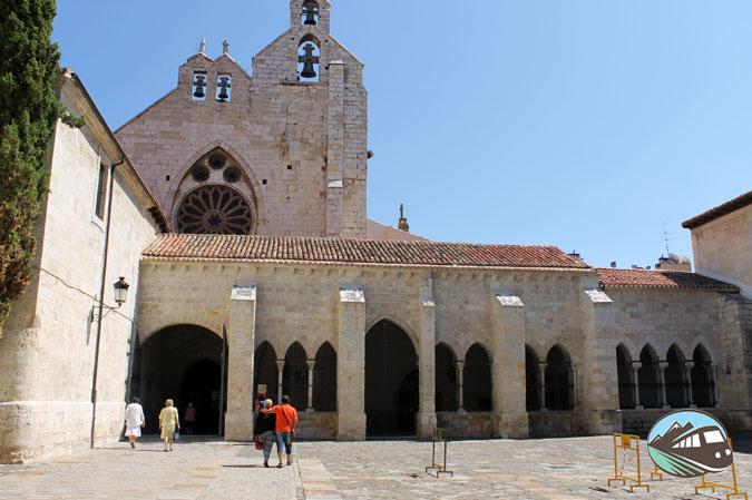 Iglesia de San Francisco en Palencia