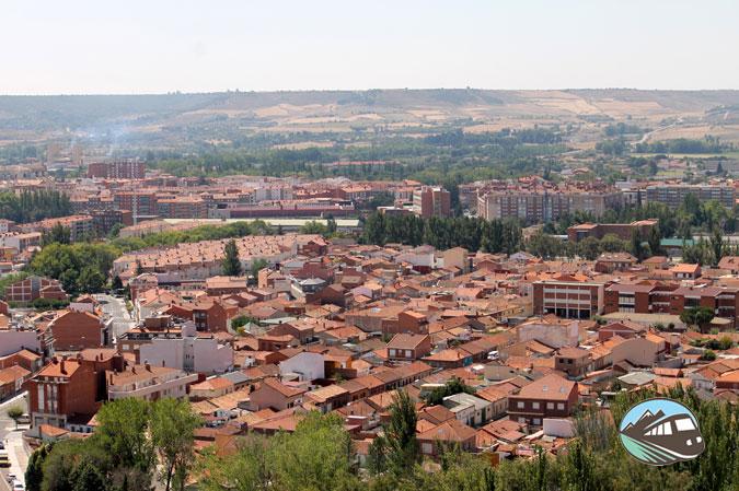 Panorámica Cristo de Otero – Palencia